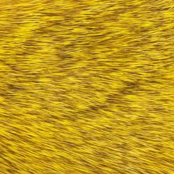 Мех оленя Natures Spirit Spinning Deer Hair (2x3, Yellow)