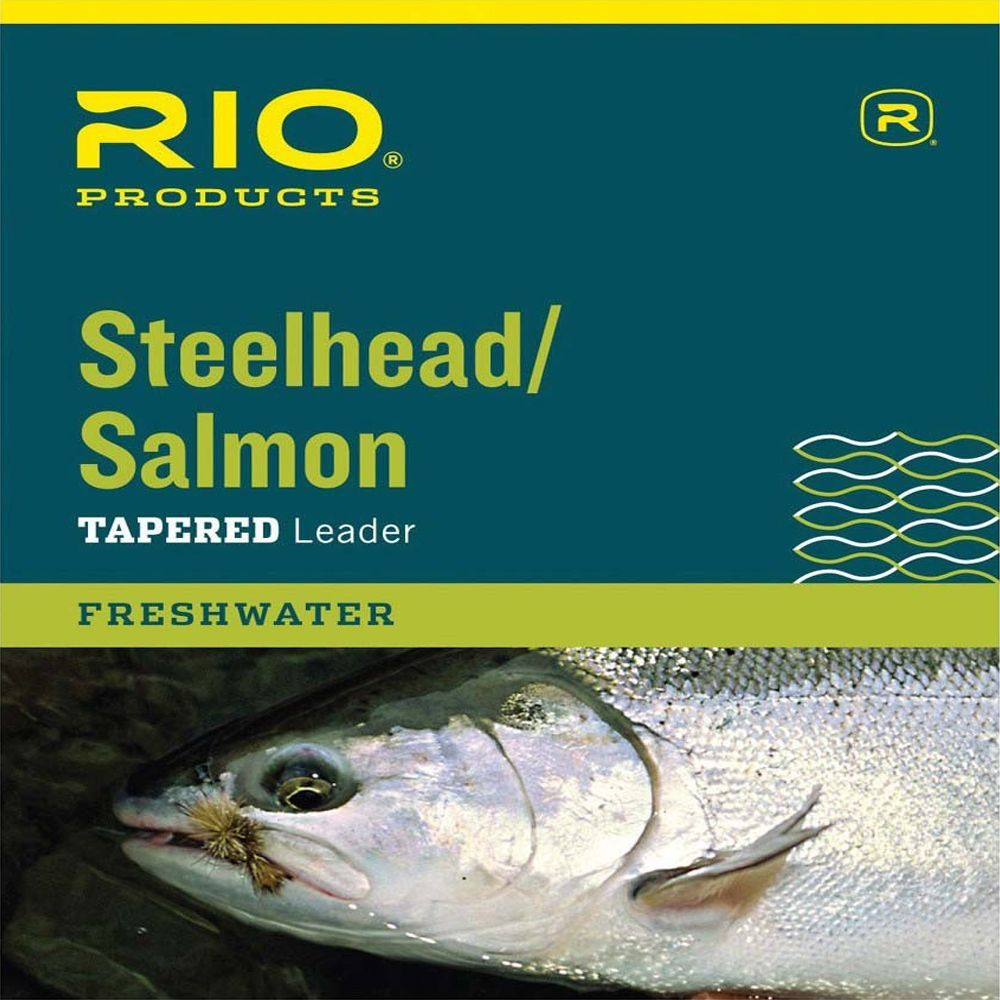 Подлесок Rio Steelhead/Salmon Leader (15 ft., 10lb, 4.5kg)