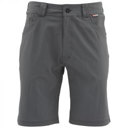 Шорты Simms Gallatin Short (XS(30W), Anvil)
