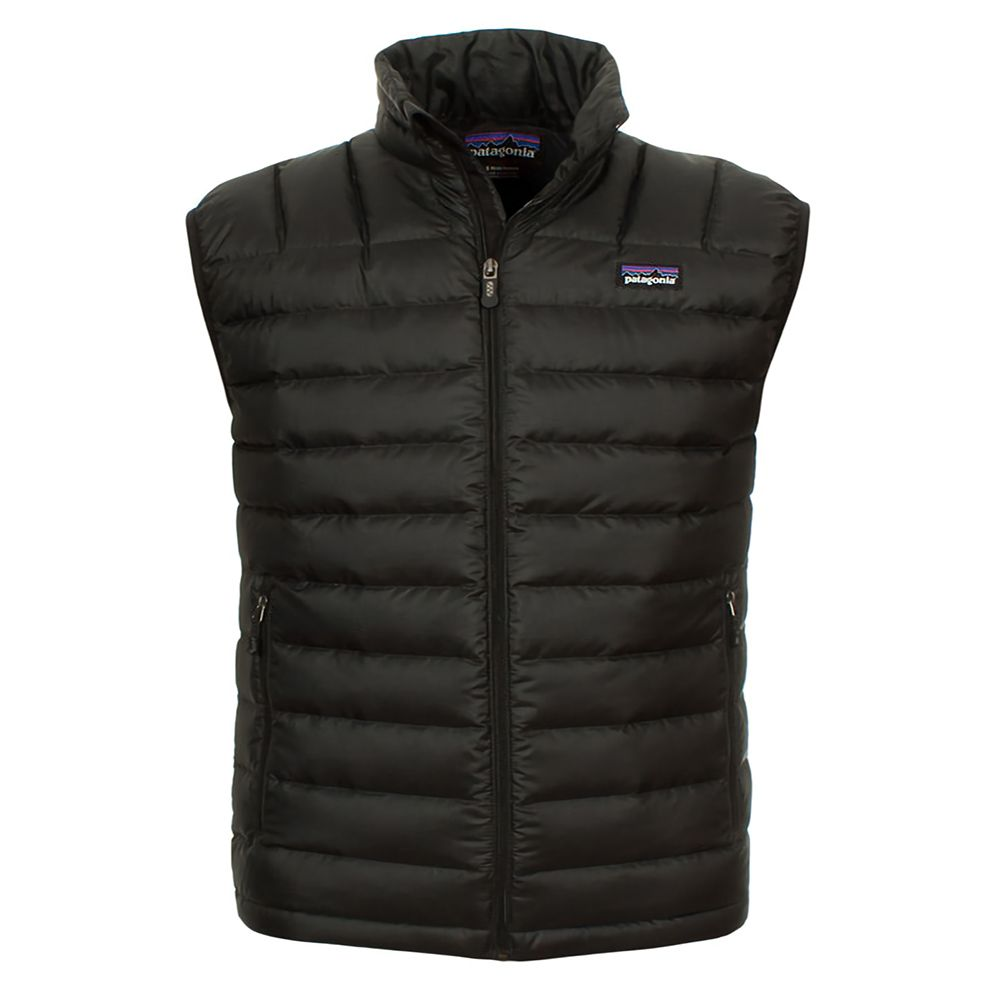 Жилет Patagonia Down Sweater Vest (S, Black)