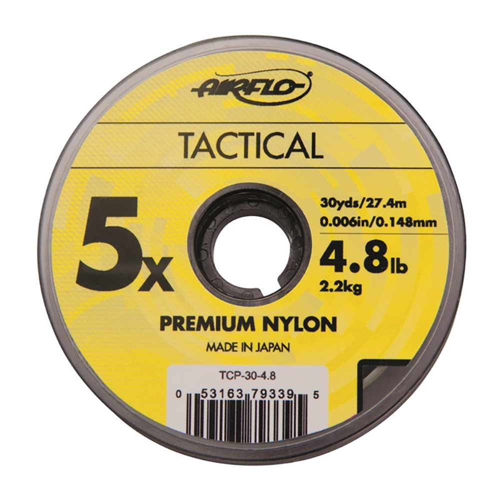 Поводковый материал Airflo Tactical Co-Polymer Leader Tippet