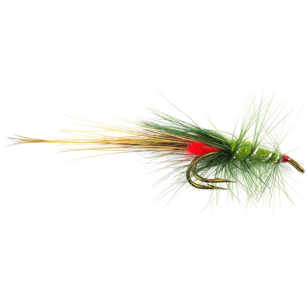 Мушка FREDit Bomber Shrimp Green (#6)