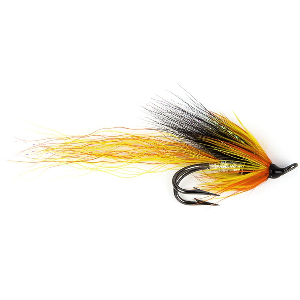Мушка SF Ally's Cascade Shrimp Double (#6 (Black/VMC 9909))