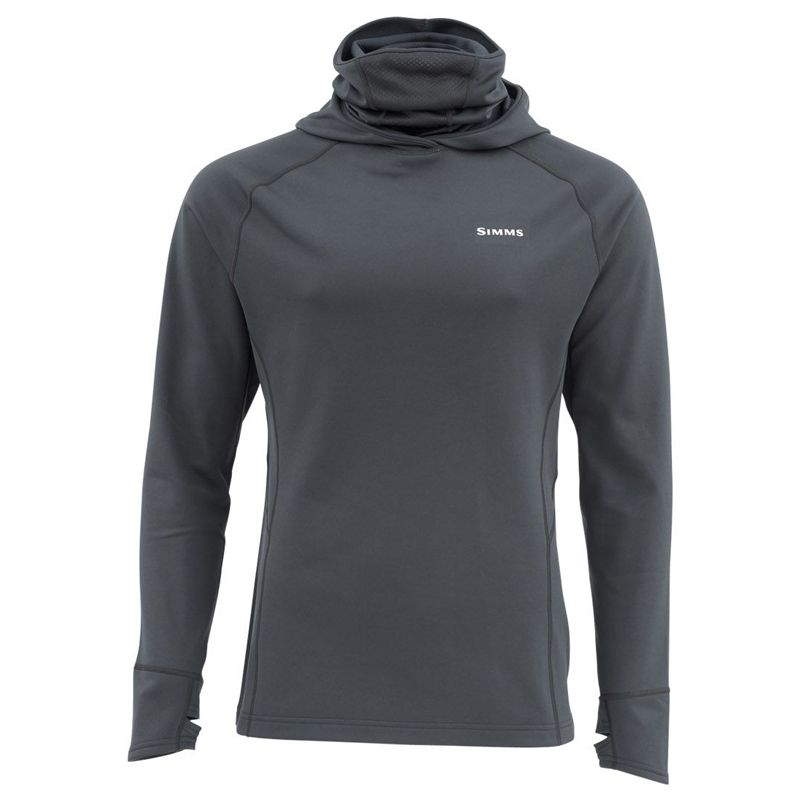 Толстовка Simms ExStream Core Top (XXL, Raven)