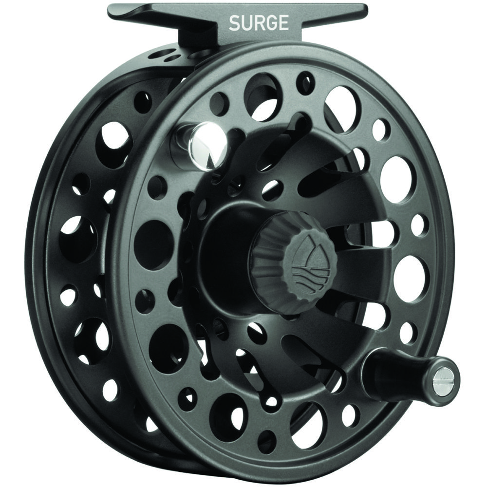 Катушка Redington Surge Reel (7/9, Black)