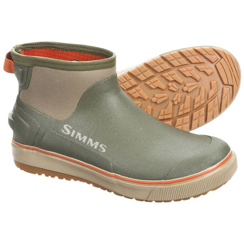 Полусапоги Simms Riverbank Chukka Boot