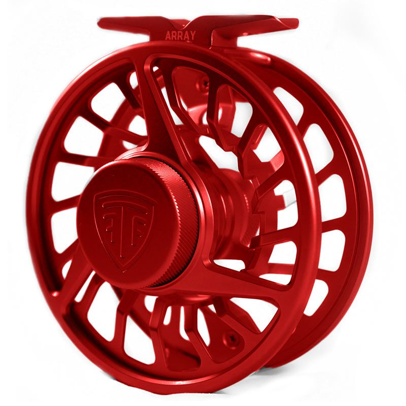 Катушка Taylor Array V2 (#8/10, Red (limited edition))