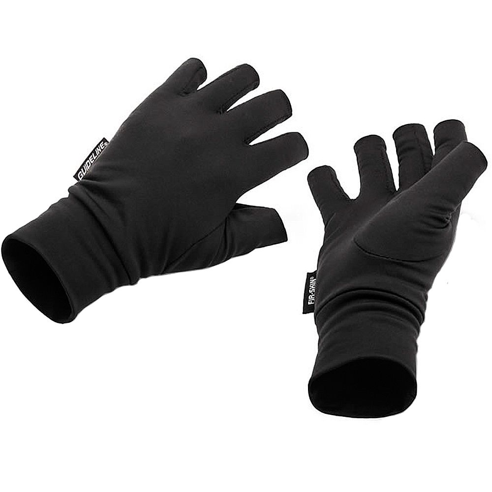 Перчатки Guideline Fir-Skin Gloves (M, Black)