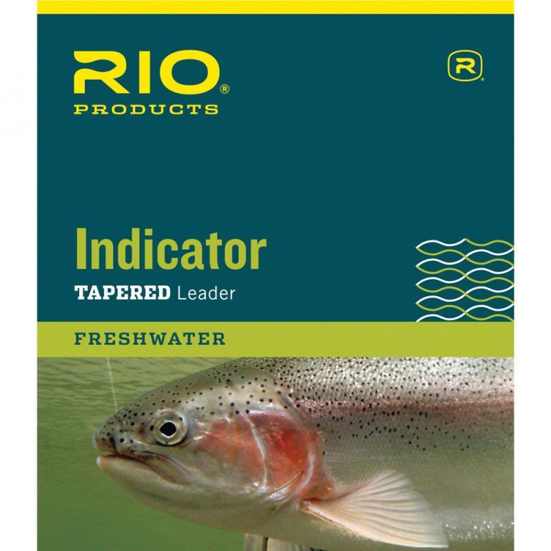 Подлесок Rio Indicator Leader (0X, 10 ft., 15lb, 6.8kg)