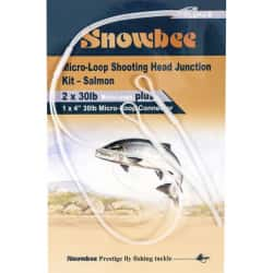 Петли для шнуров Snowbee Micro-Loop Shooting Head Junction Kit