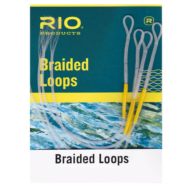 Петли для шнуров Rio Braided Loops (4 шт, Extra Large)
