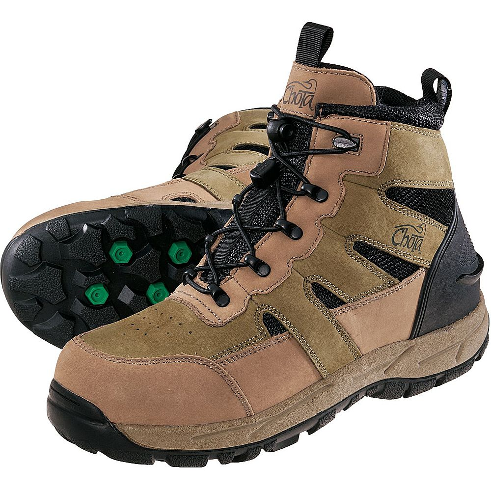 Ботинки Chota Caney Fork Wading Boot (9, Tan/Olive)