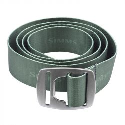 Ремень Simms Bottle Opener Belt (Dark Olive)