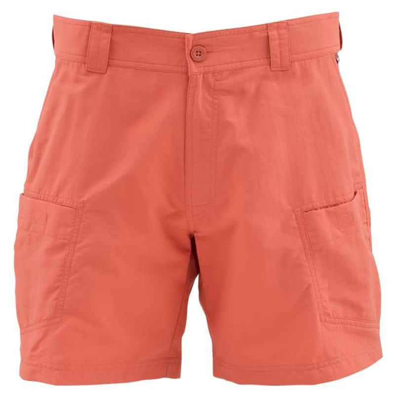 Шорты Simms High Water Short (XL, Dusty Coral)