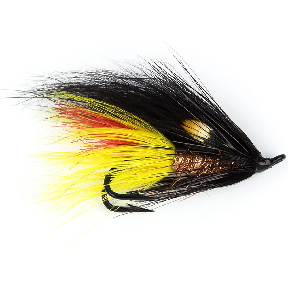 Мушка SF Billy Butt Double (#10 (Black/Partridge P))