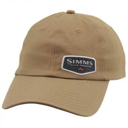 Кепка Simms Oil Cloth Cap (Honey Brown)