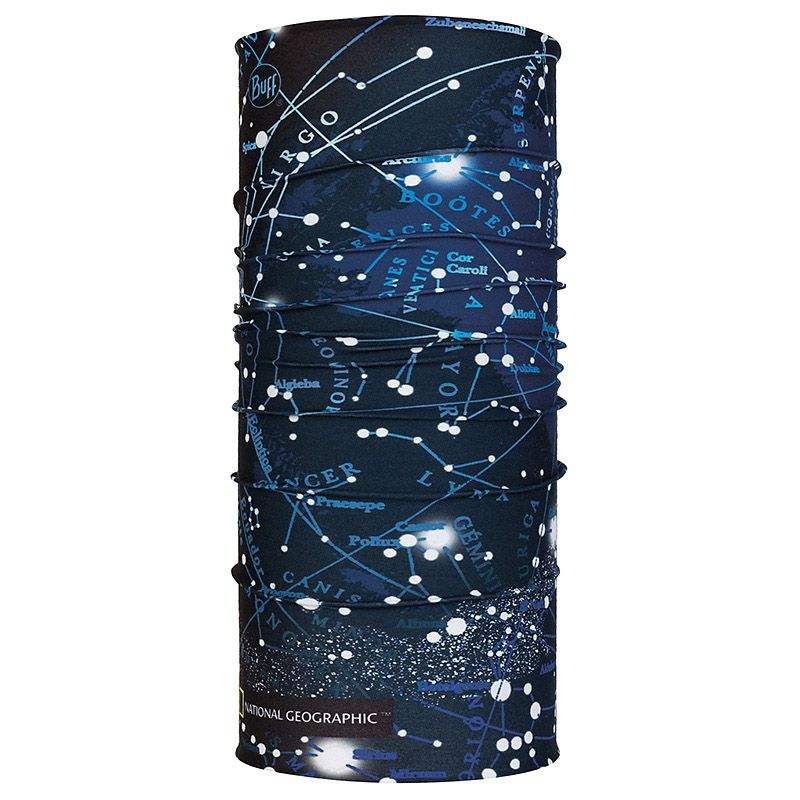 Бандана Buff Original Buff National Geographic Northem Star Dark Navy (Northem Star Dark Navy)