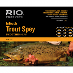 Шнур RIO InTouch Trout Spey SHD