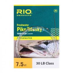 Подлесок Rio Pike/Musky II Knottable Wire Leader (7.5 ft., 30lb, 30lb Class)