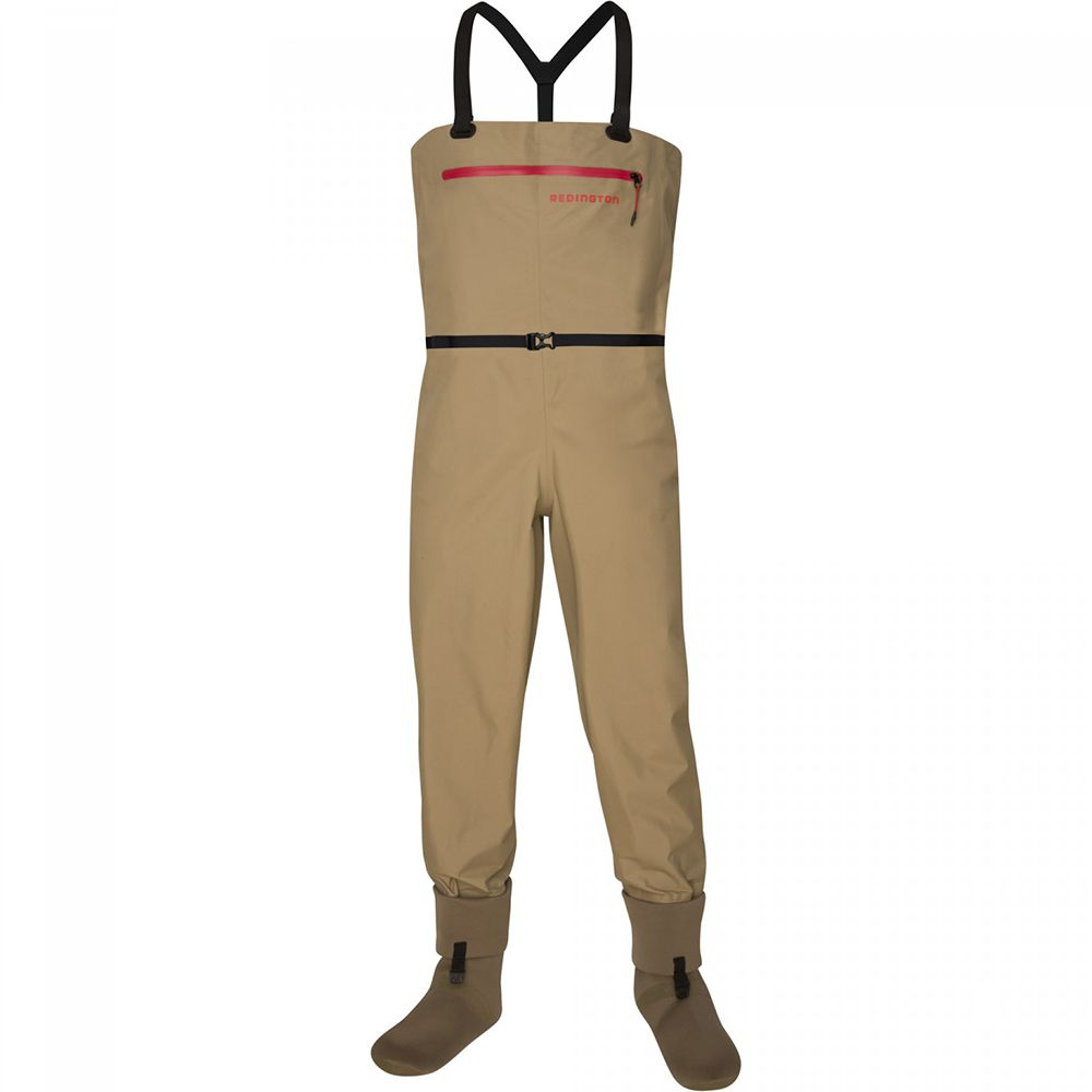 Вейдерсы Redington Sonic-Pro Ultra Packable Wader (M, Light Tan)