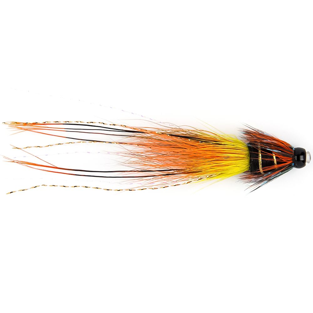 "Мушка SF Snaelda-Pot Belly-Thunder & Lightning Copper Tube (1"")"