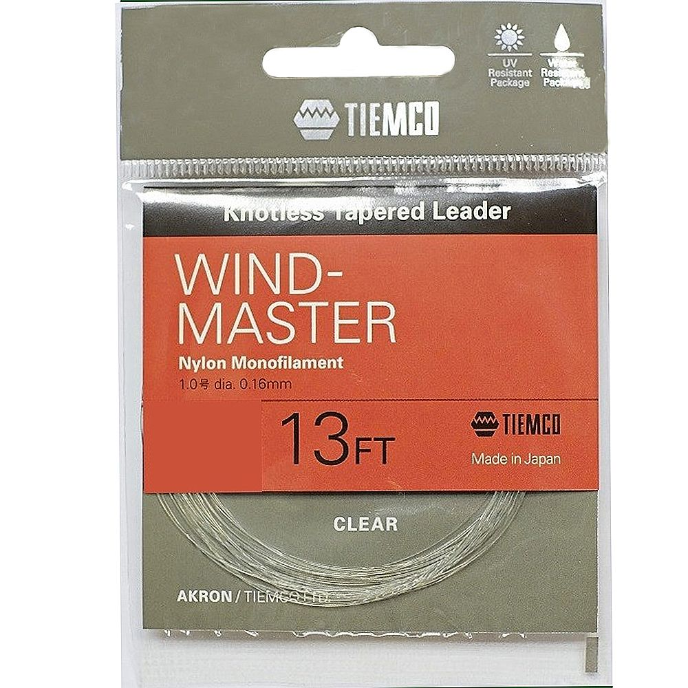 Подлесок TMC Wind Master Leader (4X, 13ft)
