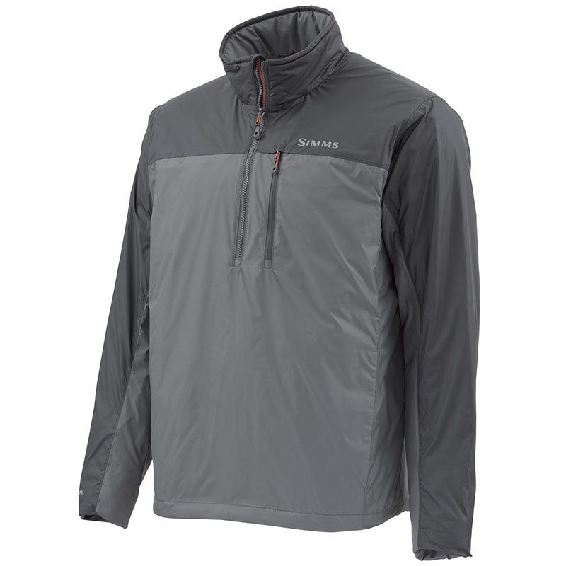 Пуловер Simms Midstream Insulated Pull-Over (M, Anvil)