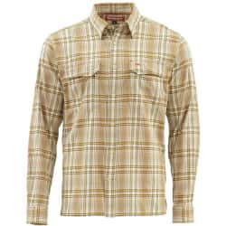 Рубашка Simms Legend LS Shirt (S, Briar Plaid)