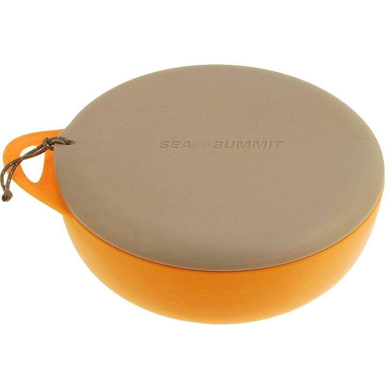 Миска Sea To Summit Delta Bowl with Lid (Orange/Grey)