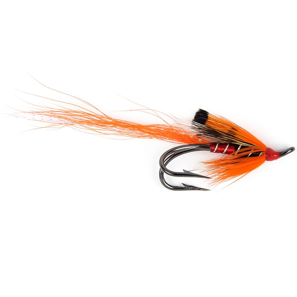 Мушка SF Ally's Shrimp Double (#10 (Black/VMC 9909))