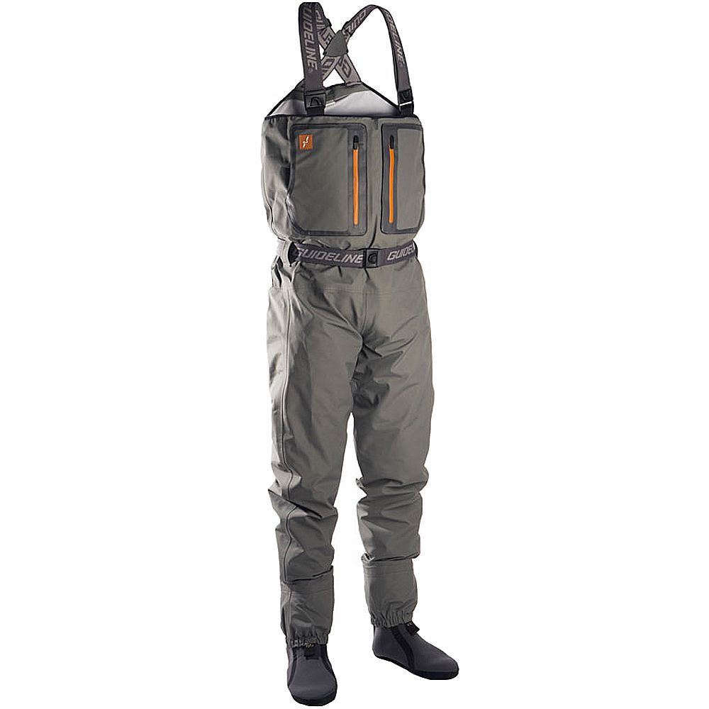 Вейдерсы Guideline Laxa Waders (XL, Granite)
