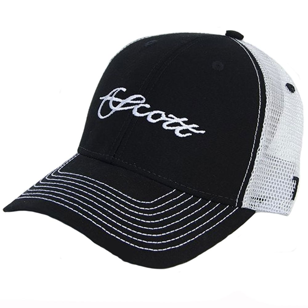 Кепка Scott Cap Mesh Trucker (Black/Gray)