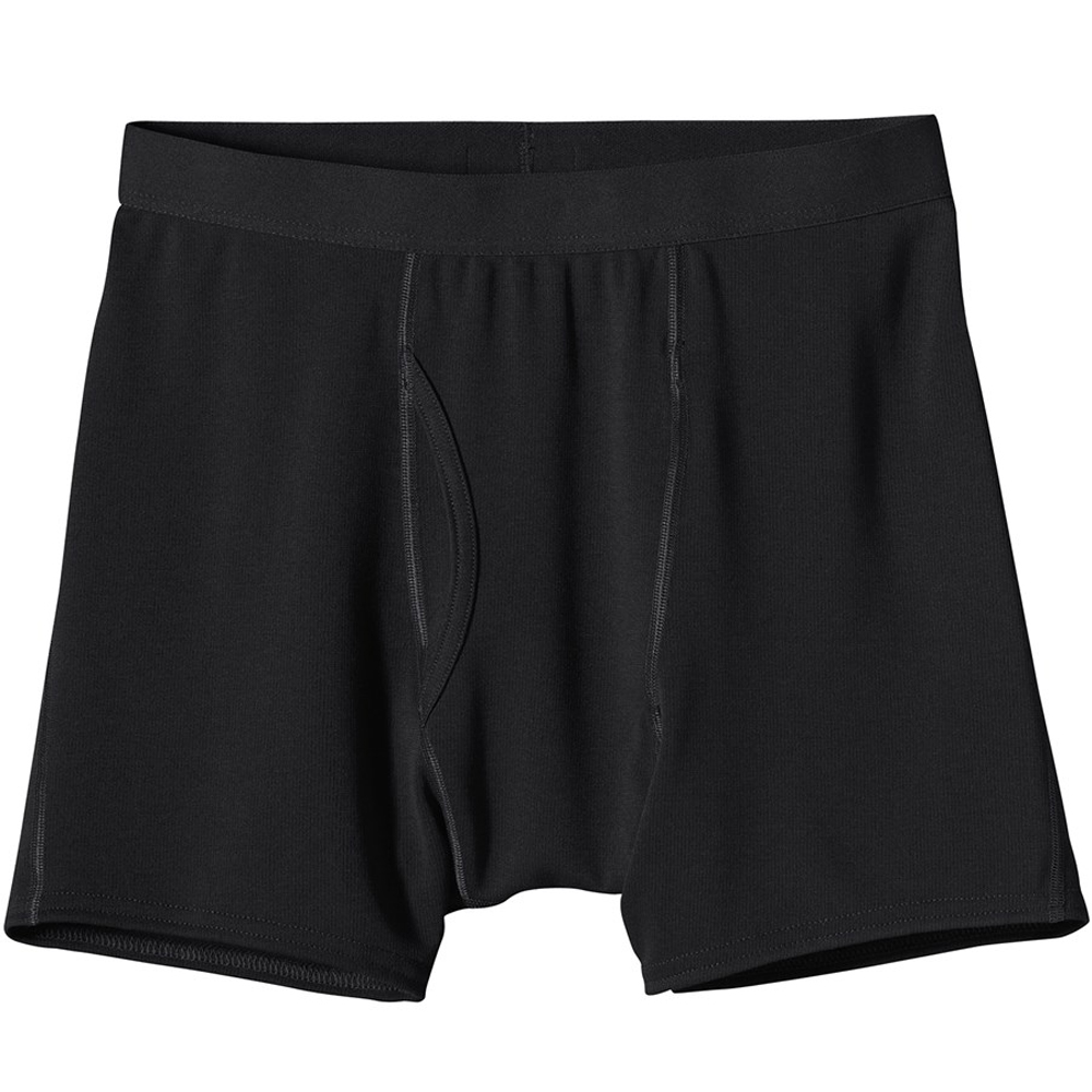Трусы Patagonia Lightweight Boxer Briefs (L, Black)