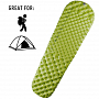 Коврик надувной Sea To Summit Comfort Light Insulated Mat (Large, Green)