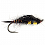 Мушка SF Stonefly Greeper Single (#8 (Black/Partridge P))