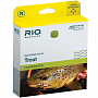 Шнур Rio Mainstream Trout DT (DT7F, Lemon Green)