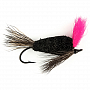 Мушка SF Pinky Dry fly Single (#7 (Black/A.Jackson))