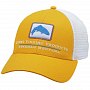 Кепка Simms Trout Icon Trucker Cap (Straw)