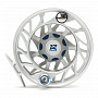 Катушка Hatch Finatic 12 Plus (#12/14, Large Arbor, Clear/Blue)