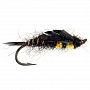 Мушка SF Stonefly Greeper Single (#4 (Black/Partridge P))